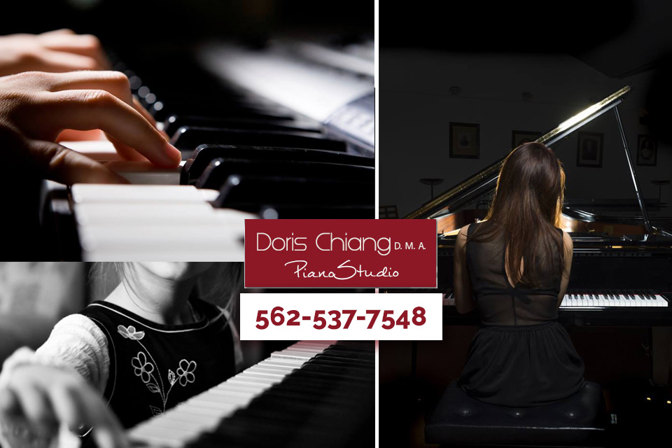 Taking Beginner Piano Lessons in Whittier