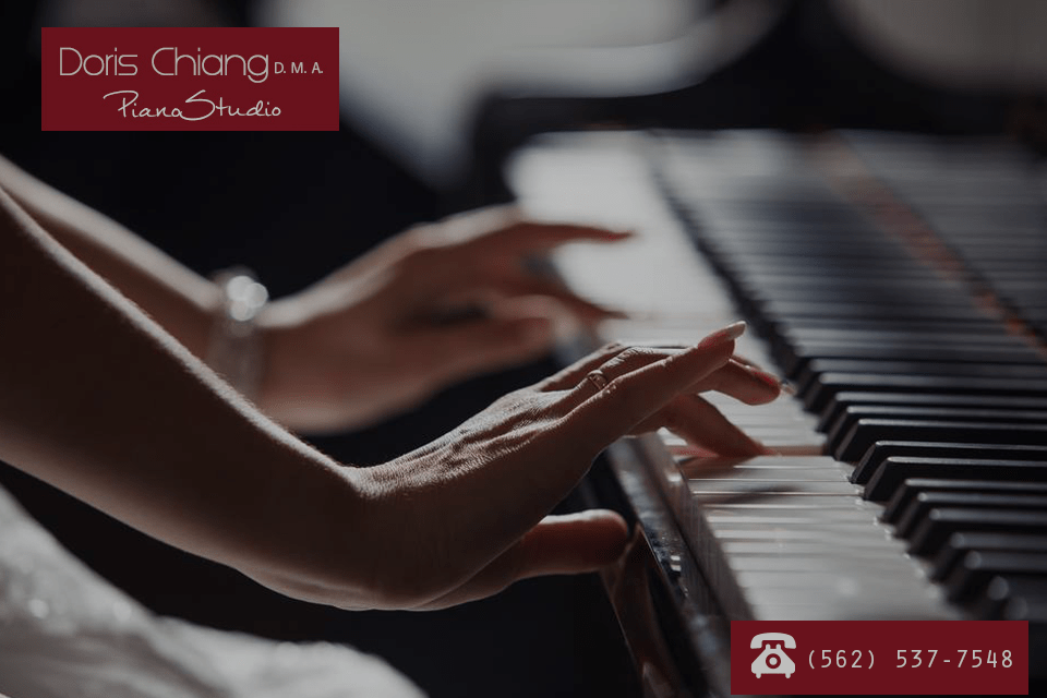 adult Piano Lessons in Rowland Heights