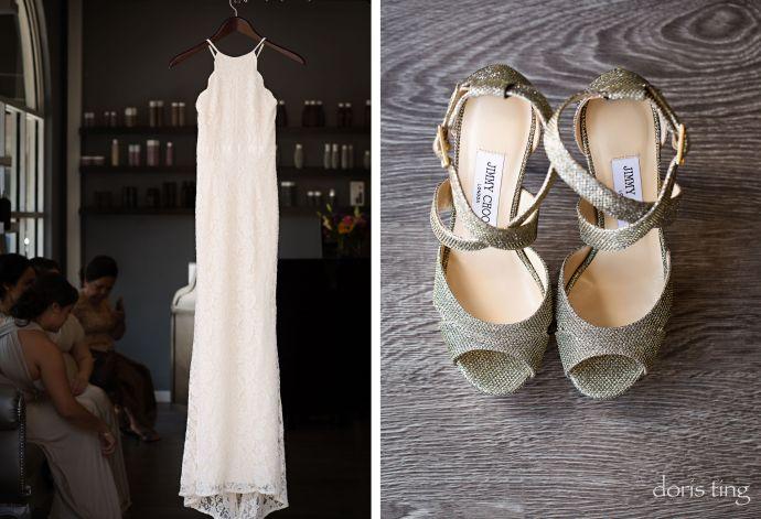 shoes & dress