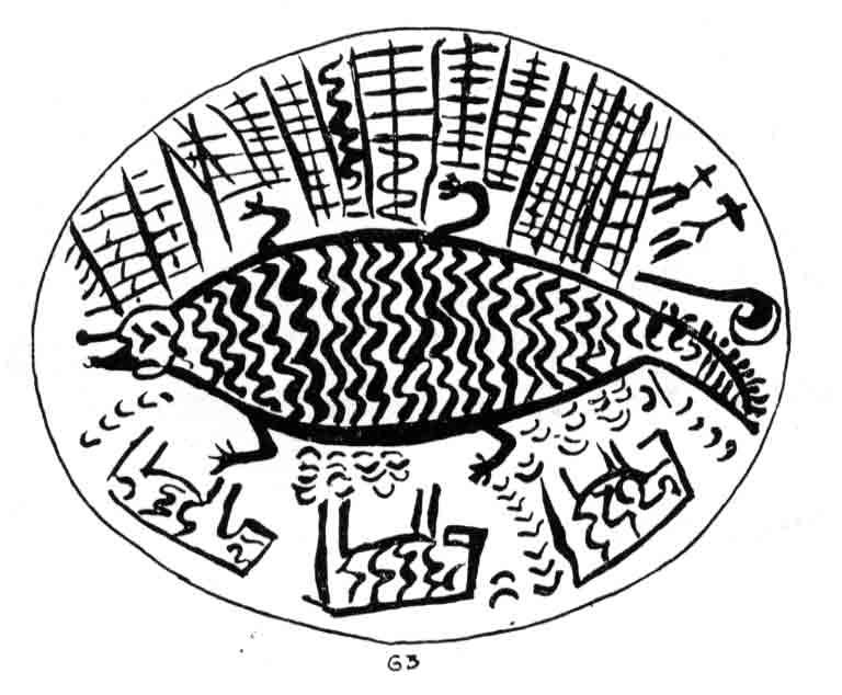Doris Wolf: Das andere Ägypten-Buch » Die Mär von den