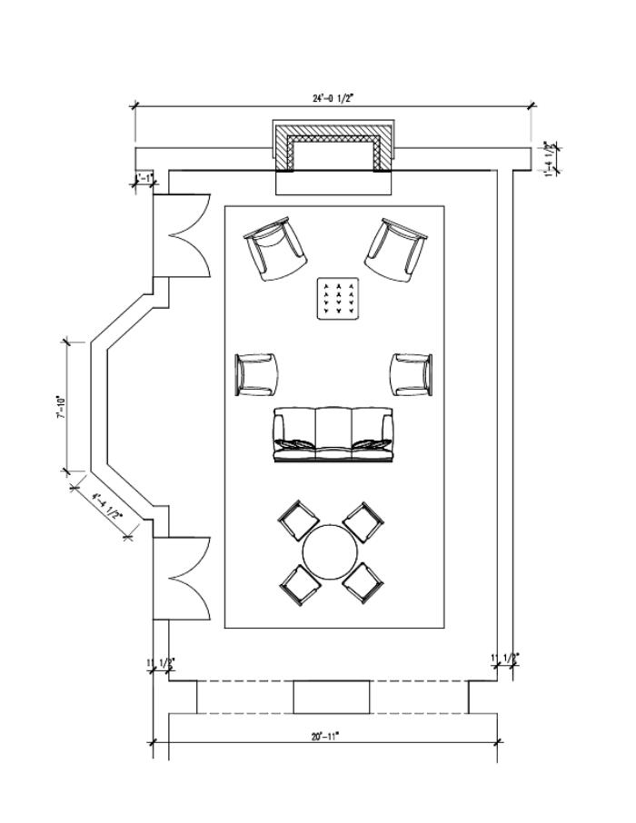 living room plan design end tables with drawers space planning and floor drawing