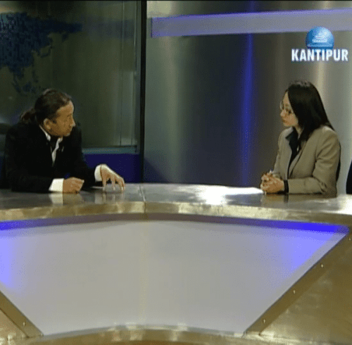Kantipur TV Interview: All For Education