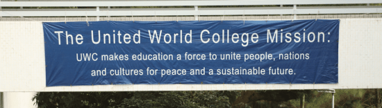 UWC mission