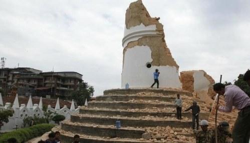 Nepal Earthquake: Kathmandulivinglabs Org Tool