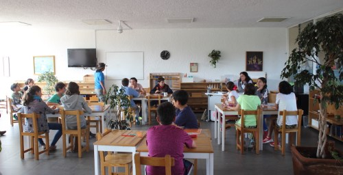 Worlds Apart: Montessori Del Pedregal and Raithane School