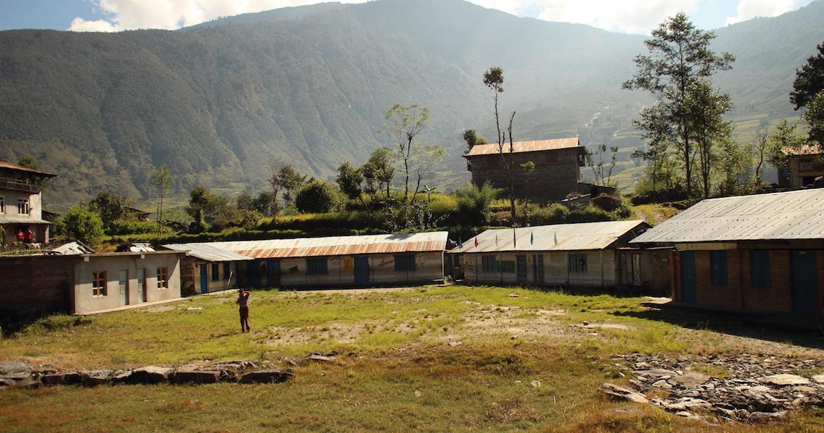Taltuleshwori school 0221