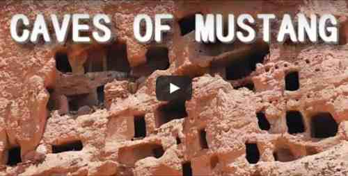 Lost Caves Of Mustang