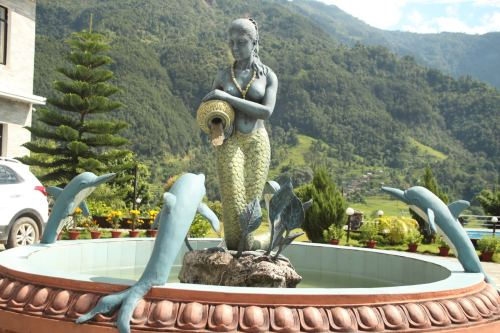 Mermaid, Mountains And More