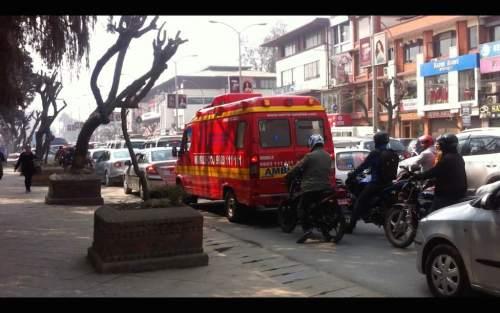 I Have a Fear in Kathmandu…