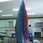TISA Hot Air Ballooneys: How to Make a Tissue-paper Hot Air Balloon