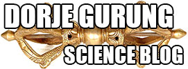 Dorje's Science Blog