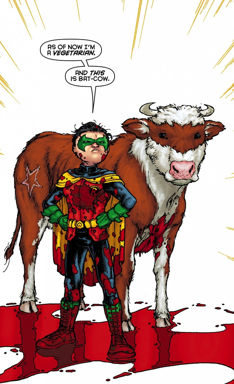 Who is Damian Wayne? | Dorkadia