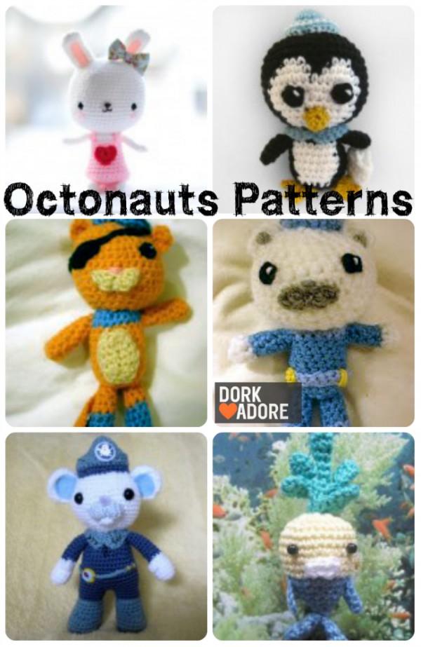 Free Octonauts Crochet Patterns