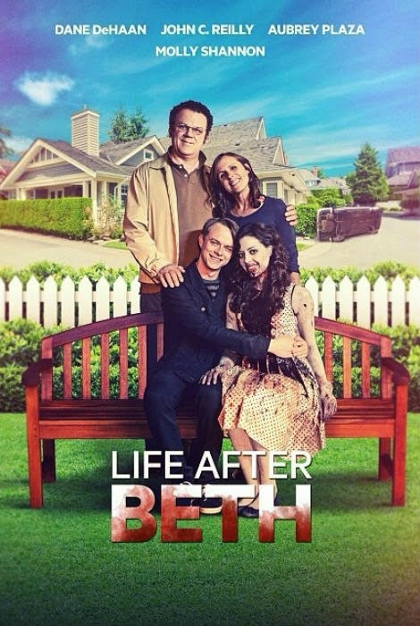 Image result for life after beth poster