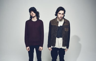 Madeon and Porter Robinson