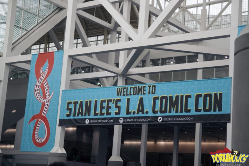 Stan Lee's Los Angeles Comic Con. Photo by Neil Bui.