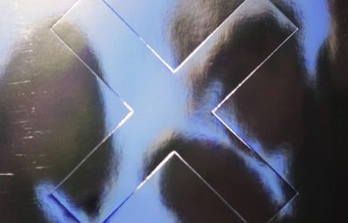 """Album cover of the xx's """"I See You."""" Courtesy of Young Turks."""