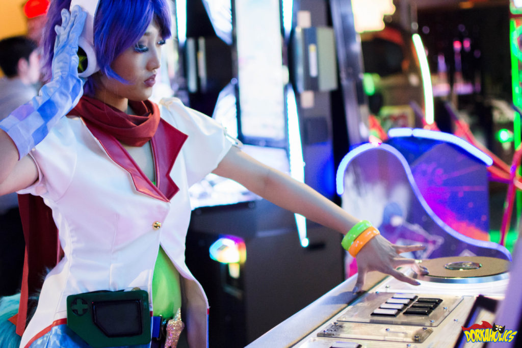 Cinecosu as Arcade Ahri. Photo by Magie Hue.