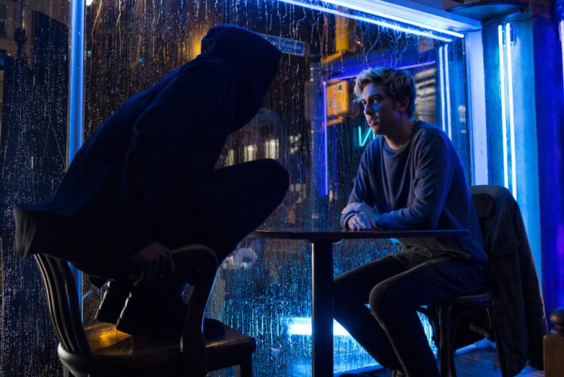 Lakeith Stanfield and Nat Wolff in the Netflix Original Film Death Note.