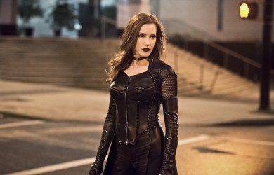 Katie Cassidy as Black Siren.