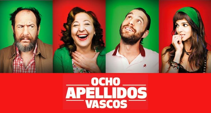 Spanish Affair (2014) Ocho apellidos vascos (original title) Rafael, a Sevillian who has never left Andalucia, decides to leave his homeland to follow Amaia, a Basque girl unlike other women whom he has ever known.