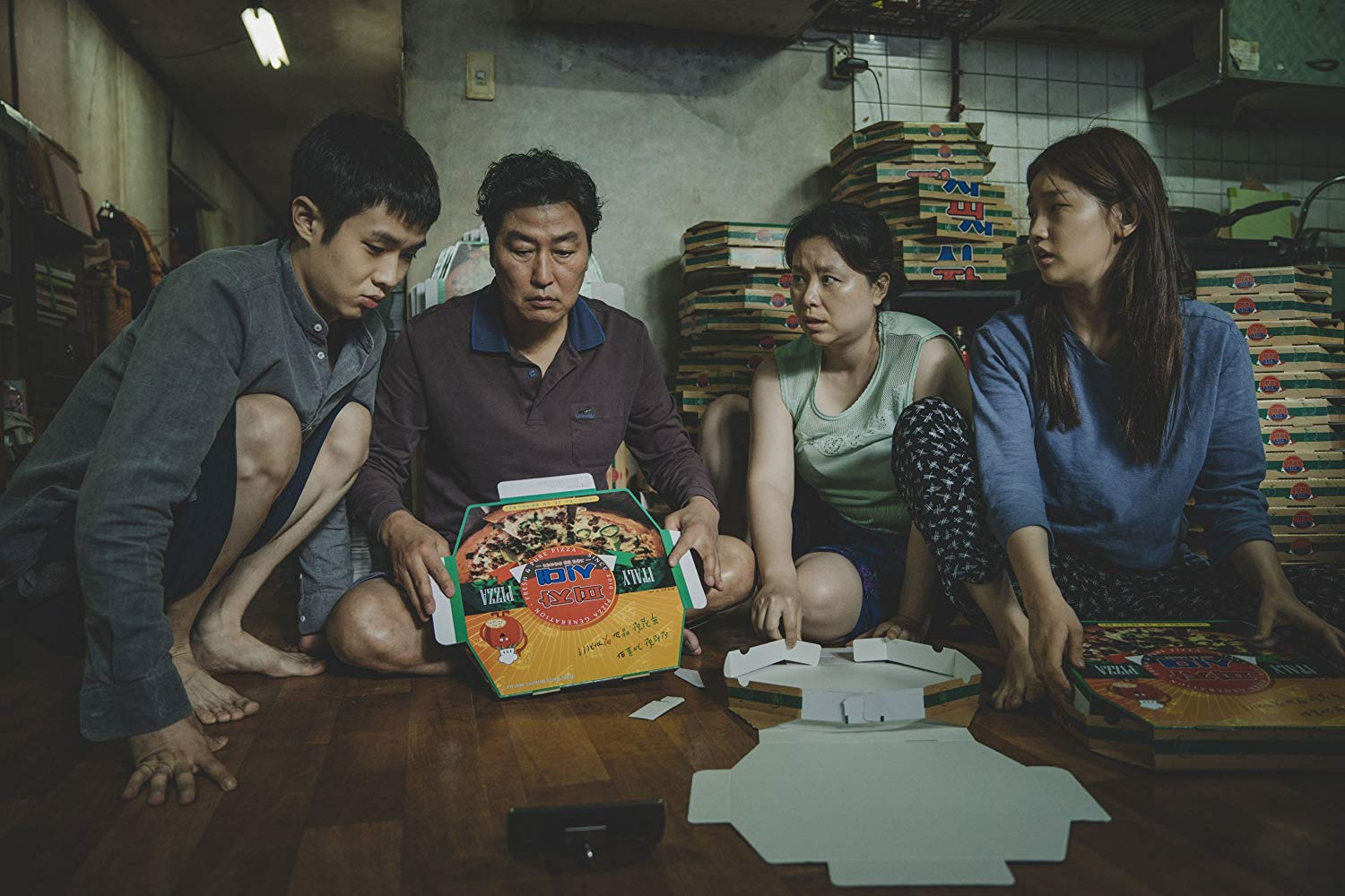 Bong Joon-ho's Parasite Creates New Possibilities for Cinema