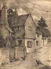 Charles Collins, Pear Tree Cottage, Dene Street, Dorking