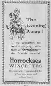 Charles Degenhardt Wincyette Advert