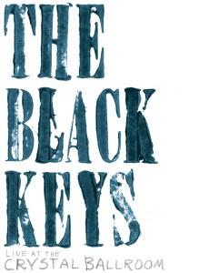 The Black Keys - Live at the Crystal Ballroom DVD (2008)
