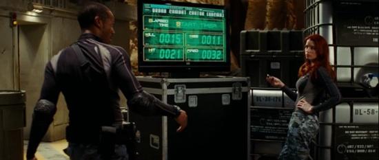 Rachel Nichols in G.I. Joe