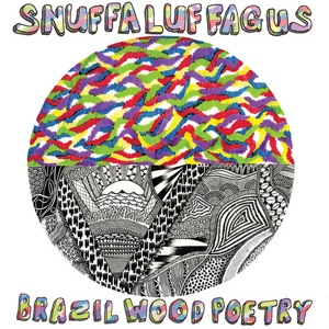 Snuffaluffagus - Brazil Wood Poetry