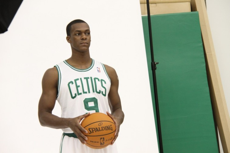 Rajon Rondo (photo credit: DGA Productions)