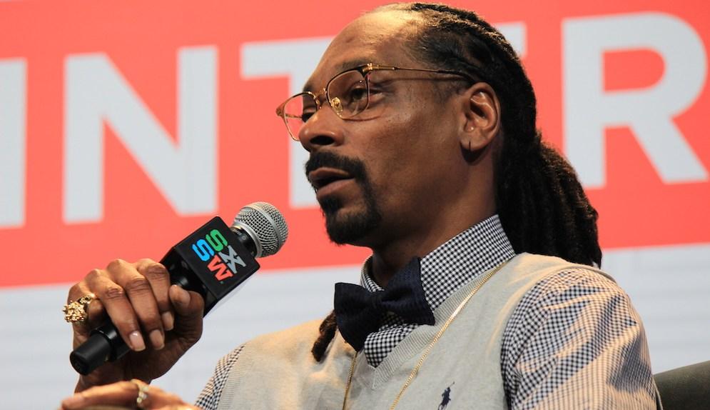 Snoop Dogg Keynote at SXSW Music Festival 2015