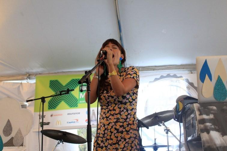 Lenka Performs at SXSW Music Festival 2015