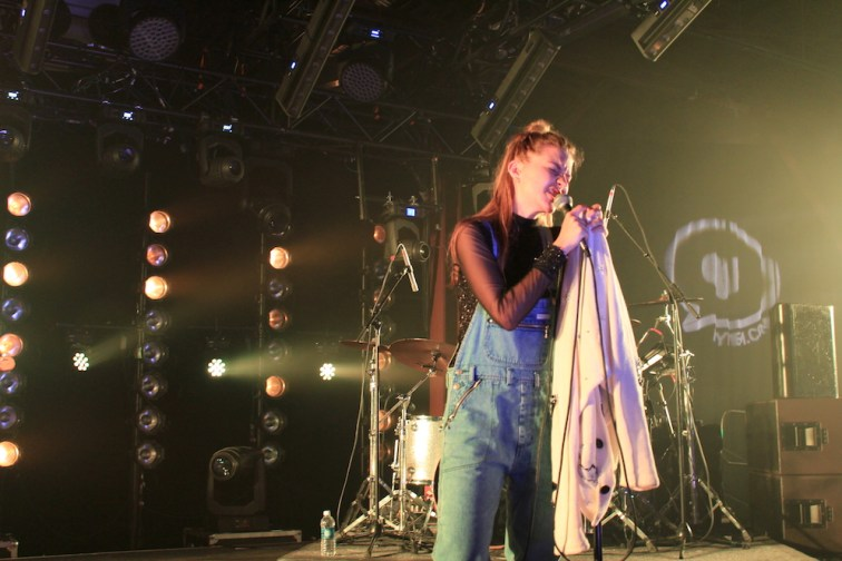 Tove Styrke Performs at SXSW Music Festival 2015