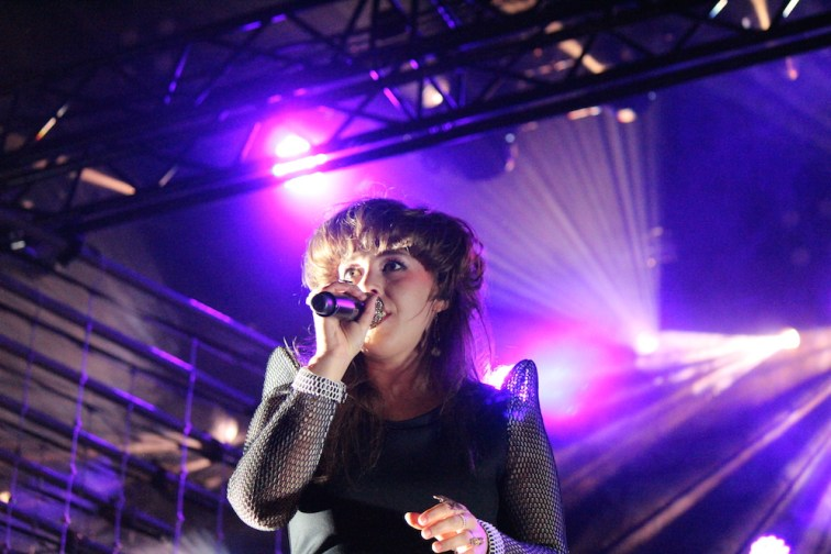 Purity Ring (TBD Fest 2015)