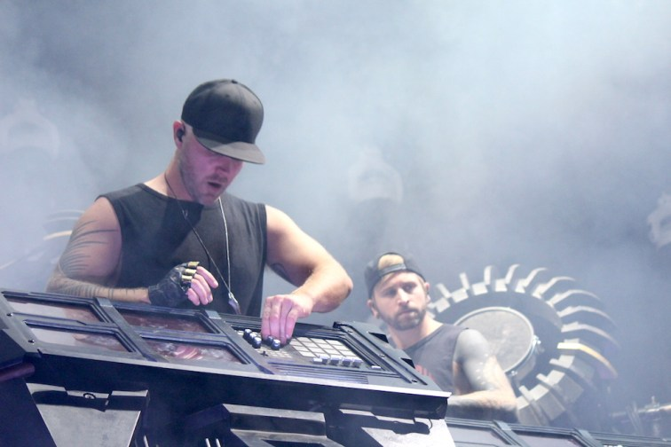 The Glitch Mob (TBD Fest 2015)