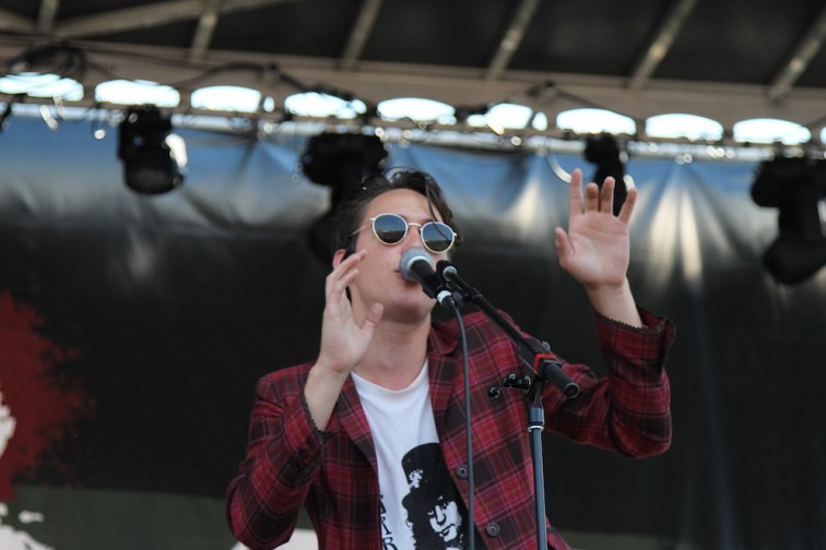 Weathers at City of Trees 2016