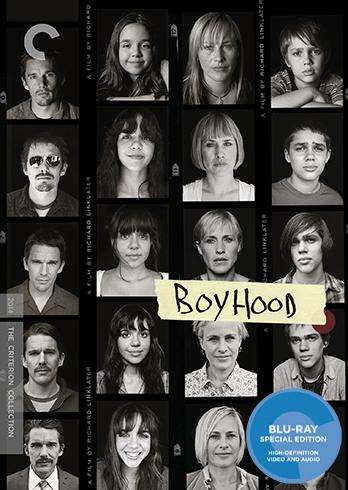 Boyhood - Criterion Collection Blu-ray