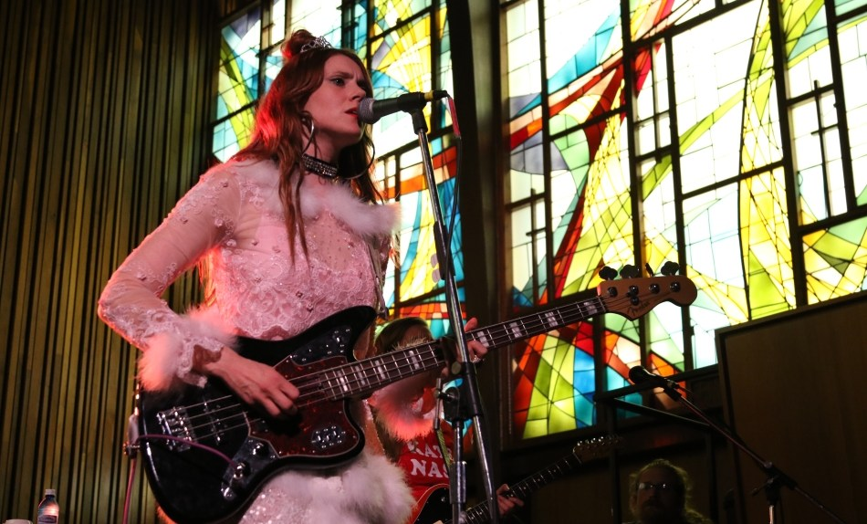 Kate Nash at SXSW Music Festival 2017 (Tan The Man)