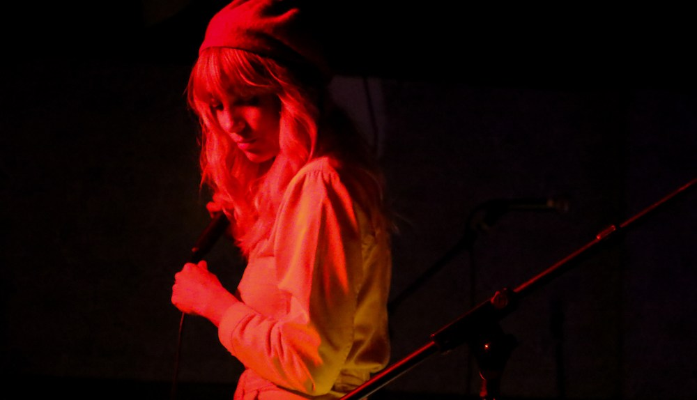The Mynabirds - Cafe Du Nord (Photo: Tan The Man)