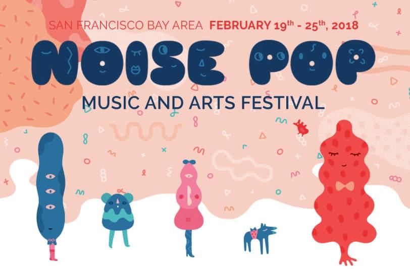 Noise Pop 2018 Poster
