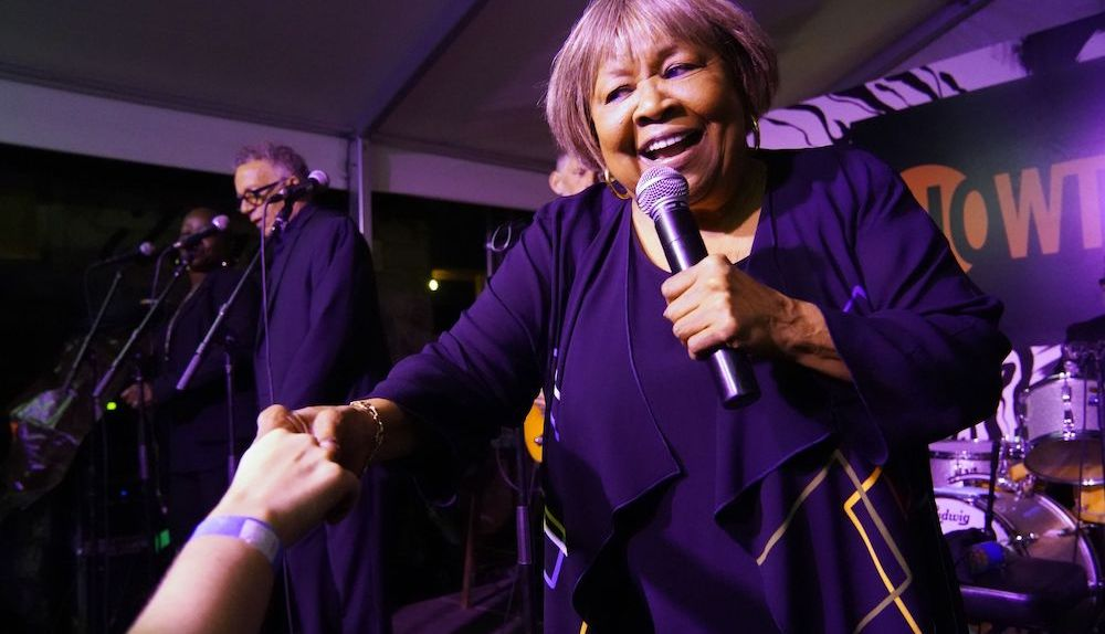 Mavis Staples-SXSW 2019 (Photo: Amy E. Price-Getty Images)