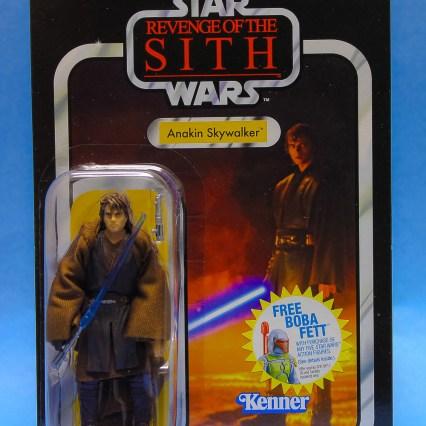 TVC Anakin Skywalker - Revenge of the Sith