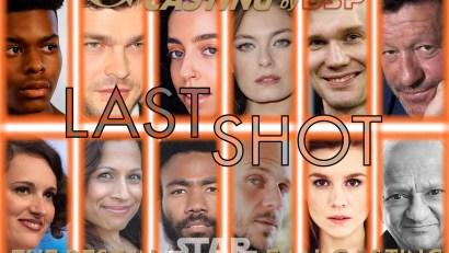 Fan Casting Star Wars Last Shot Novel - Canon Casting