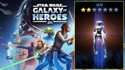 Star Wars Galaxy of Heroes February 2019 Update