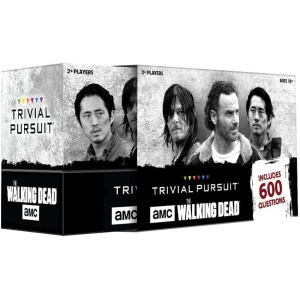 Walking Dead Trivial Pursuit (USAopoly) TP116-469