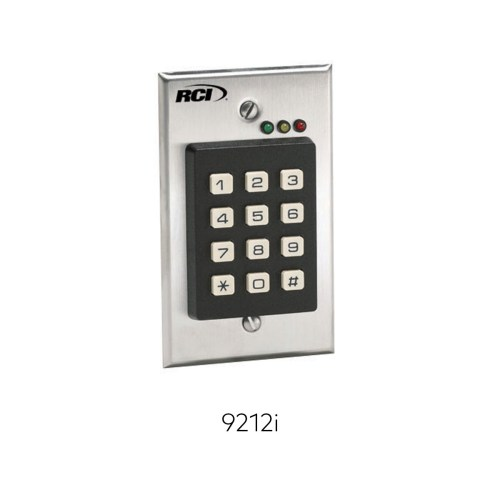 small resolution of 9212i keypad readers rci ead