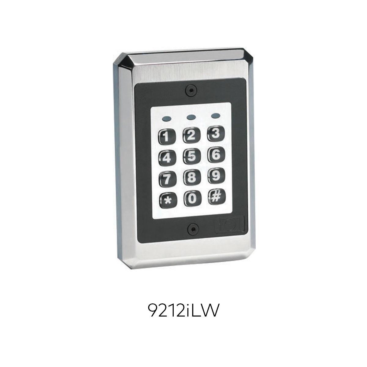 hight resolution of 9212ilw illuminated keypad readers rci ead