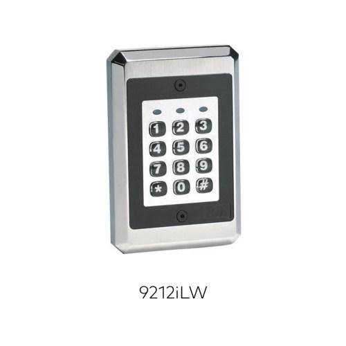 small resolution of 9212ilw illuminated keypad readers rci ead